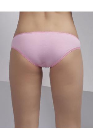 Труси - бікіні Т-М-001 рожевого кольору