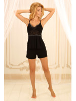 Пижама П-М-26 черного цвета