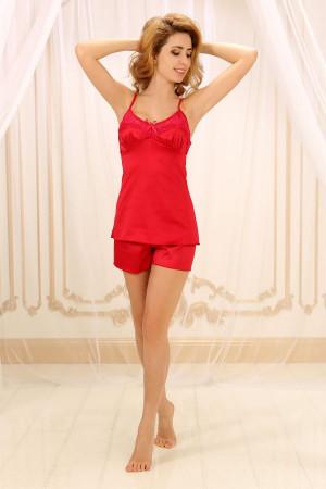 Пижама ПШ-М-1 красного цвета