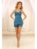 Пижама ПШ-М-1 бирюзового цвета