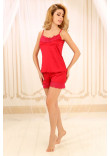Піжама ПШ-М-3 червоного кольору