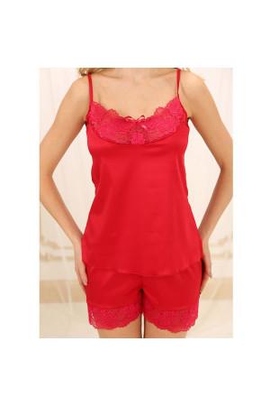 Пижама ПШ-М-3 красного цвета
