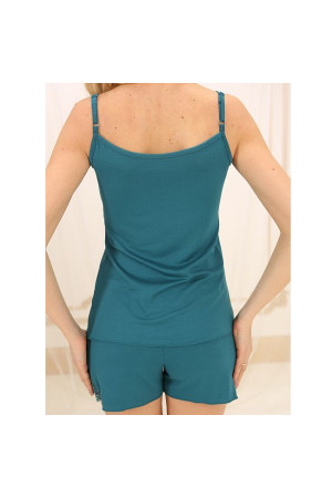 Пижама П-М-30 бирюзового цвета