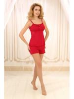 Пижама П-М-30 красного цвета