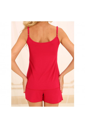 Піжама П-М-45 червоного кольору