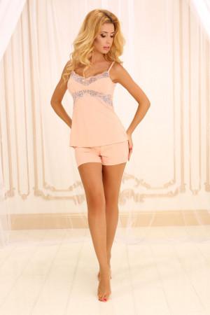 Пижама П-М-45 цвета пудры