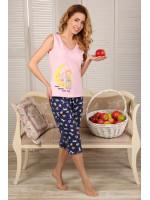 Пижама П-М-53 розового цвета