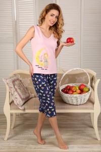 Піжама П-М-53 рожевого кольору
