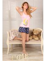 Пижама П-М-54 розового цвета