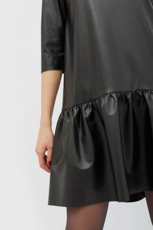 """Сукня """"Дебс"""" чорного кольору"""