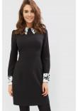"""Сукня """"Доліс"""" чорного кольору"""