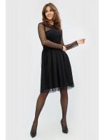 """Платье """"Мареа"""" черного цвета"""