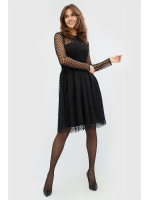 "Сукня ""Мареа"" чорного кольору"