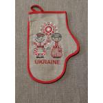 """Варежка-прихватка """"Ukraine"""" правая"""