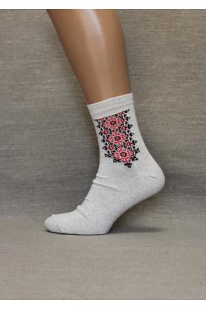 Вишиті чоловічі шкарпетки М-22