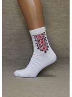 Вышитые мужские носки М-26