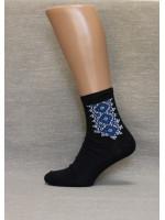 Вишиті чоловічі шкарпетки М-15