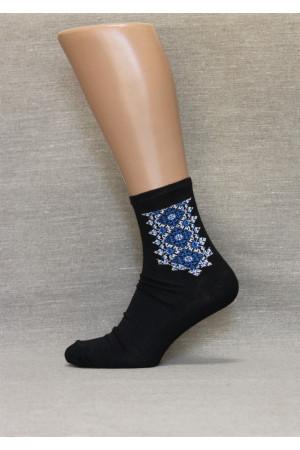 Вышитые мужские носки М-15