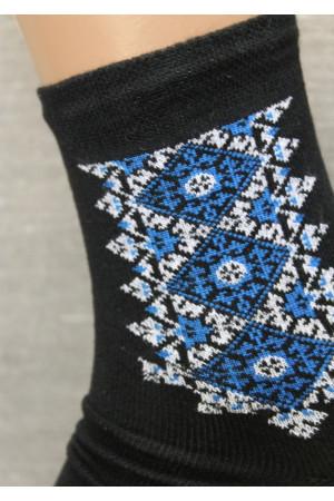 Вишиті теплі чоловічі шкарпетки МТ-15