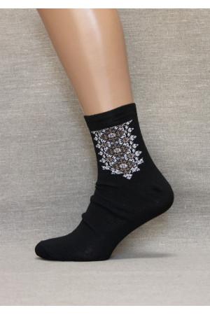 Вишиті чоловічі шкарпетки М-18
