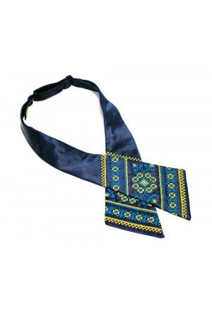 """Кросс-галстук с вышивкой """"Росава"""""""