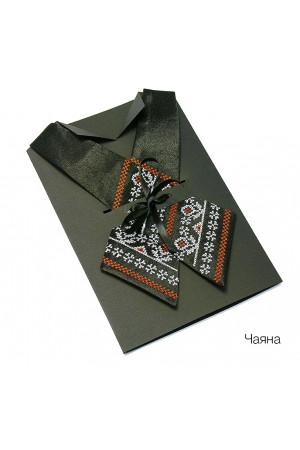 """Кросс-галстук с вышивкой """"Чаяна"""""""