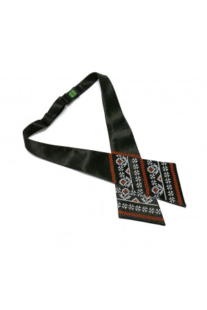 "Крос-краватка з вишивкою ""Чаяна"""