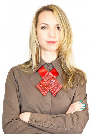"""Кросс-галстук с вышивкой """"Мавка"""""""
