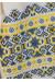 """Вышиванка """"Украинский орнамент"""" желто-голубого цвета"""