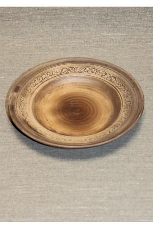 """Тарелка с полями """"Шляхтянская"""", диаметр 20 см"""