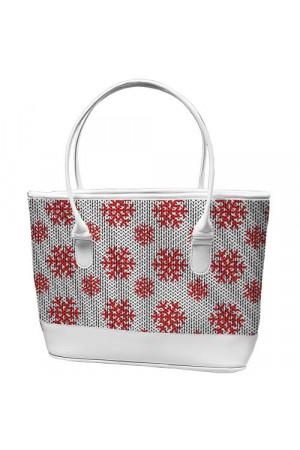 Сумка «Снежинка» (Shopper)