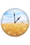 """Настінний годинник круглий """"Нива"""""""