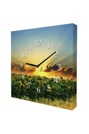 "Настенные часы ""Рассвет"""