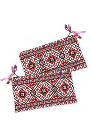 """Косметичка-гаманець """"Вишиванка традиційна"""""""
