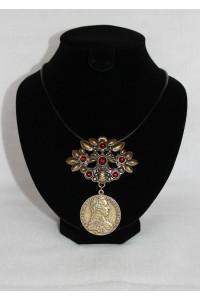 Дукач Марія Терезія Герцогиня Австрійська (бронза)