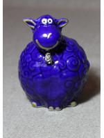 Баранчик зі дзвіночком (синій)