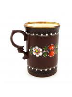 """Чашка чайная """"Вишенка"""", 350мл"""