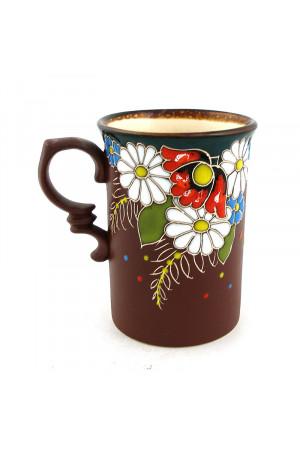 """Чашка чайная """"Полянка"""" 350 мл"""