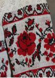 """В'язана сукня """"Троянди"""""""