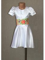 """Сукня для дівчинки """"Корсет"""""""