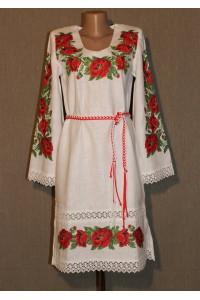 Сукня «Червоні маки» new