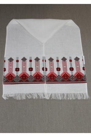 Рушник с традиционным украинским орнаментом