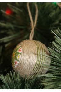 """Ялинкова кулька """"Різдвяна зірка"""""""