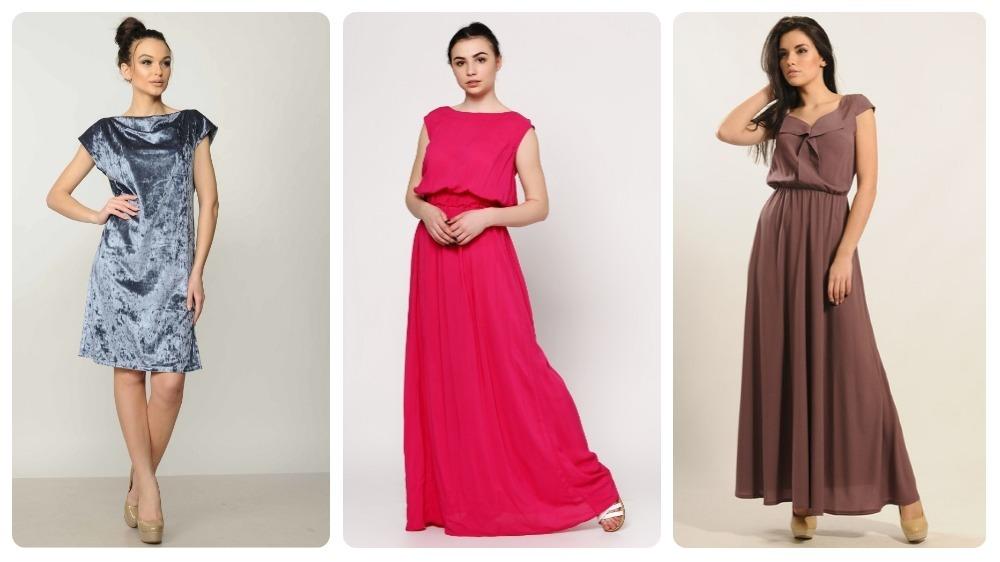 Вдалими моделями випускної сукні стануть футляр d5b859fb1dec4