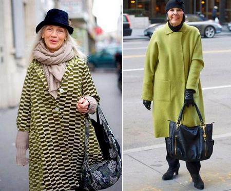Вік – також не перешкода стильному та модному одягу a45a5f9a033a5