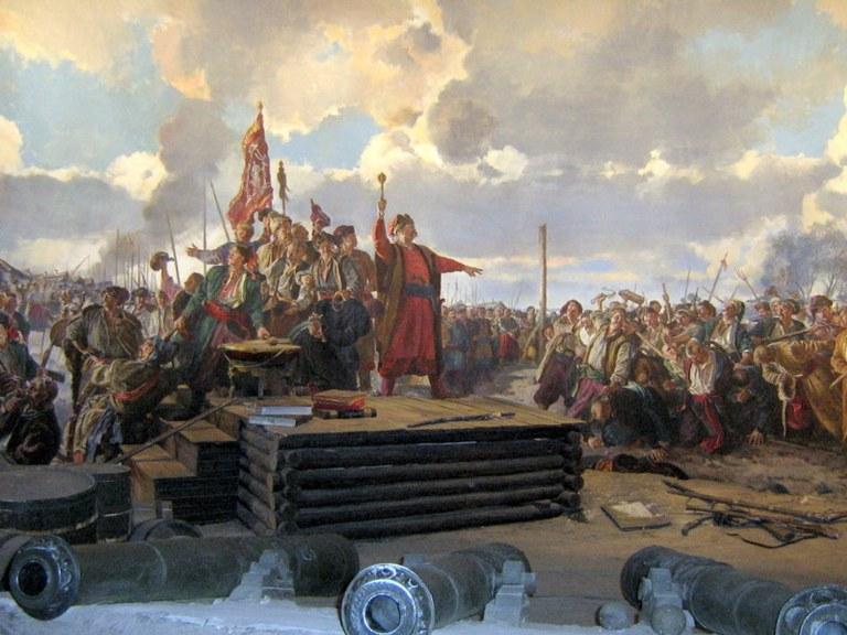 Цікаві та маловідомі факти про українських козаків 42139cd8bce66