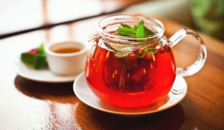 ТОП-12 рецептів зимового чаю