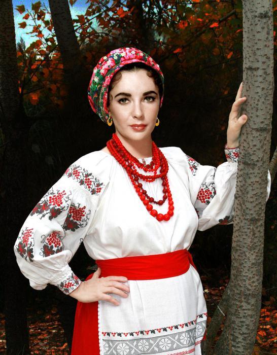 Національні особливості українського костюма b407e7baef90b