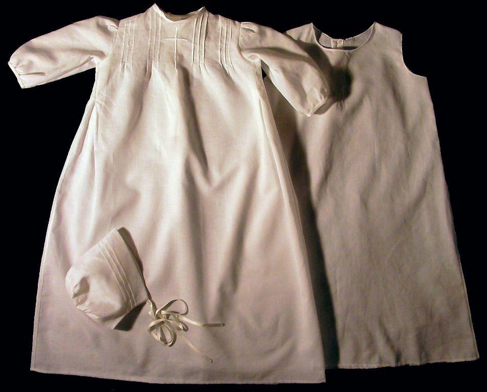 Вбрання для хрещення - крижма і хрестинна сорочка. Традиції b9fbb8ffb1a02