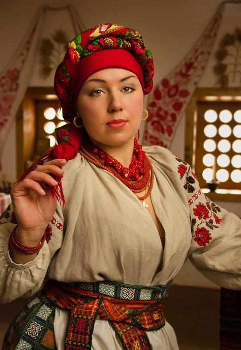 Традиційний одяг українок 17632c5161a3a